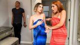 Zampara Sevgilisini Kız Arkadaşıyla Paylaşmaktan Keyif Aldı